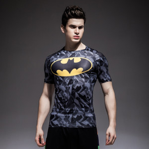 Rashguard Slim Rash Guard T shirt Short Sleeve 1 1
