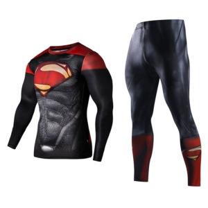 Rashguard Suit Compressions Set Crossfit GYM 2 buy