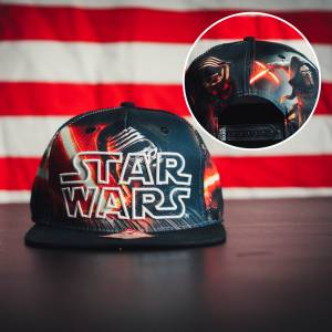 Купить Москва СПБ Киев Алматы Снепбек Бейсбольная Кепка Звёздные Войны 7 Star Wars