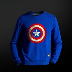 Свитшот Свитер: Капитан Америка Щит Марвел Мстители - TB1jnoONXXXXXXXaXXXXXXXXXXX 0 item pic