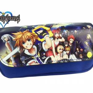 Пенал Игра Kingdom Hearts Мерч Школьный - KH