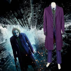 Костюм Джокер DC Comics Темный рыцарь хит леджер - TB1ICIrPXXXXXXnXFXXXXXXXXXX 0 item pic