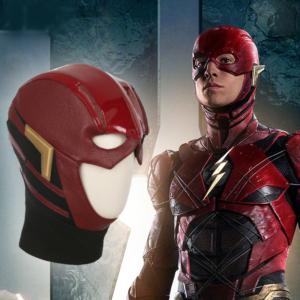 Шлем Флэш Лига Справедливости DC Comics - fl 3