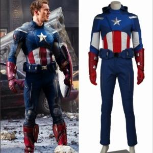Костюм Первый Мститель Капитан Америка Стив Роджерс 2011 - kep 1 4