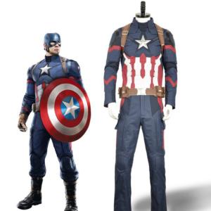 Костюм Капитан Америка Версия костюма: Эра Альтрона - kep 2
