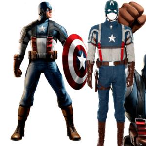 Костюм Капитан Америка Комикс Классический Костюм 2011 - kep 5 1