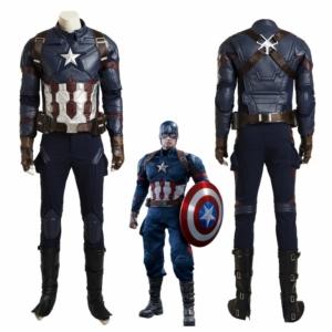 Костюм Капитан Америка Версия Гражданская Война - kep 5 2