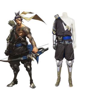 Костюм Хандзо Овервотч Броня Игровая - overwatch hanzo shimada cosplay costumes 1