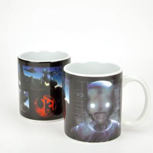Кружка Дроид K2-SO Звездные Войны - pr 11