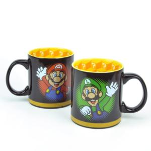 Кружка Луиджи и Марио - pr 9