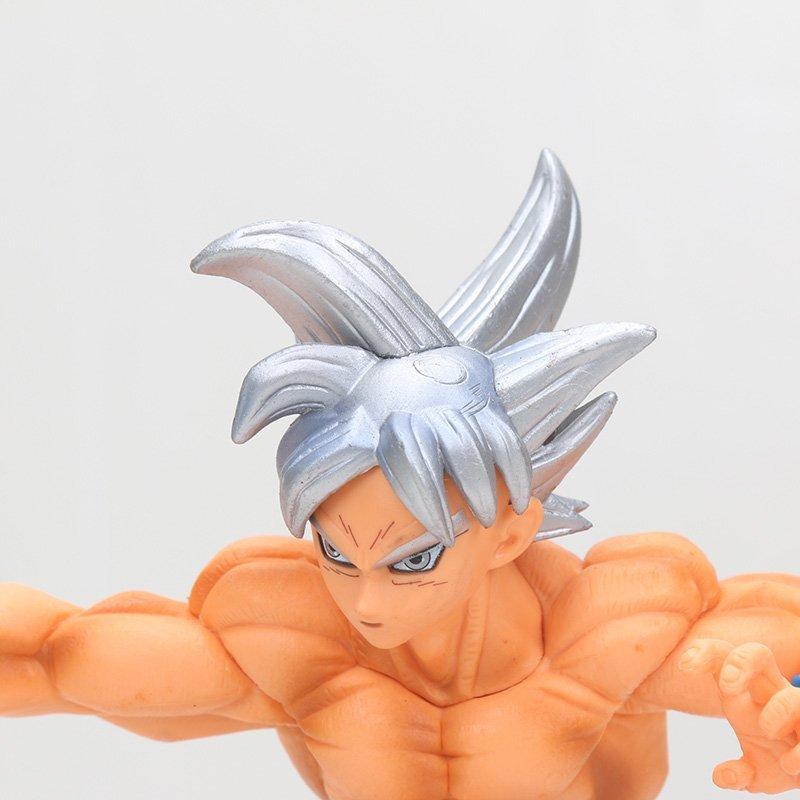 Figura Goku Ultra Instinct 2