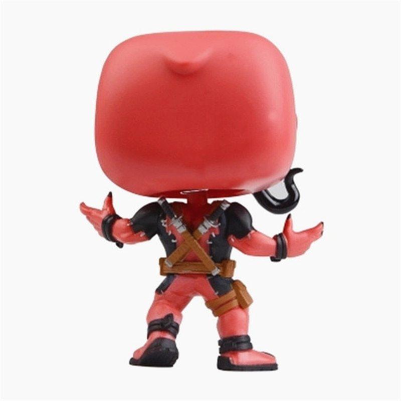 Funko pop oficial Concurso de Campeones Venompool 300 Death Venom Deadpool Marvel Action Figure Model colecci n