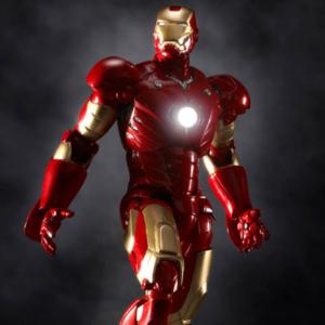 Экшн-Фигурка Железный Человек Серебристый Mark - TB2818CntbJ8KJjy1zjXXaqapXa 2568872511 1