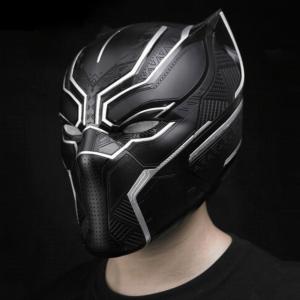 Косплей Маска Черная Пантера Первый Мститель Марвел - TB2RRTucKGSBuNjSspbXXciipXa 2568872511