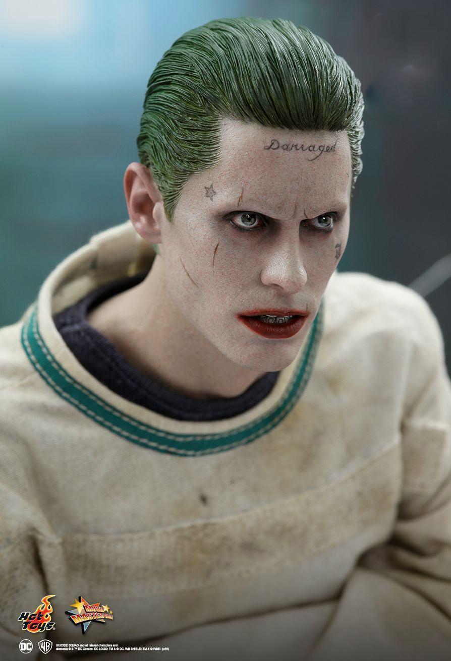 The Joker Arkham Asylum Ver Suicide Squad Collectible Figure 04