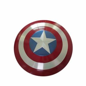 Щит Капитан Америка #4 57см Алюминий Косплей - TB1iqsmwYSYBuNjSspiL6RNzpXa 600x600q90