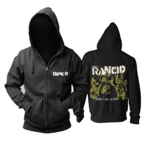 Толстовка Rancid Honor Is All We Know Худи - TB1ANq2E49YBuNjy0FfXXXIsVXa 0 item pic