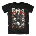 Футболка Slipknot Metal Band Masks - TB1XY2NxuOSBuNjy0FdXXbDnVXa 0 item pic