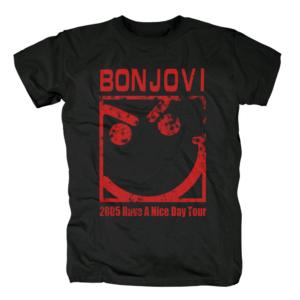 Футболка Bon Jovi 2005 Have A Nice Day Tour - TB1YoBuhA7mBKNjSZFyXXbydFXa 0 item pic