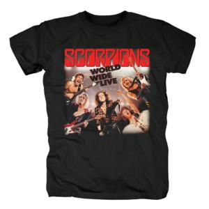 Футболка Scorpions World Wide Live - TB1aJ5GnKuSBuNjSsplXXbe8pXa 0 item pic