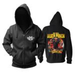 Толстовка Five Finger Death Punch GOT YOUR SIX DATEBACK - TB1vtMWXmYTBKNjSZKbXXXJ8pXa 0 item pic