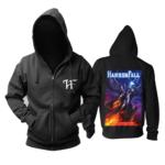 Толстовка Hammerfal Heavy Metal Чёрная - TB25CH0kgLD8KJjSszeXXaGRpXa 357808644