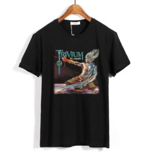 Футболка Trivium The Crusade - TB260vUXaPeFuJjy0FlXXbdcpXa 357808644