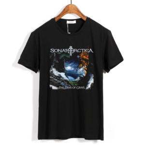Футболка Sonata Arctica The Days Of Grays - TB2WraQaBP8F1JjSspaXXb4ypXa 357808644