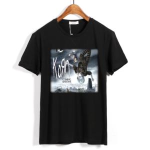 Футболка Korn Coming Undone Метал - TB2Wu.oa0AmyKJjSZFKXXXCQXXa 357808644
