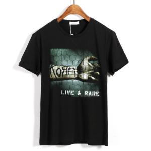 Футболка Korn Live And Rare Метал - TB2aYola0UnyKJjSZFpXXb9qFXa 357808644