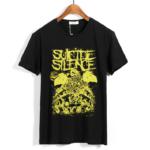 Футболка Suicide Silence Дэткор Черная - TB2bon4brMlyKJjSZFAXXbkLXXa 357808644
