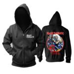 Толстовка Iron Maiden The Number Of The Beast Худи - TB2kROqbvY85uJjSZFzXXc93VXa 357808644