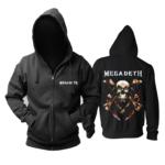 Толстовка Megadeth Свитер Чёрный - TB2n5U4bcnI8KJjSsziXXb8QpXa 357808644