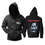 Толстовка Iron Maiden Heavy Metal Худи - TB2yezyccnI8KJjSspeXXcwIpXa 357808644