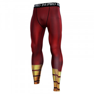 Shazam 3D Printed Pattern Compression Tights Pants Men 2019 Sweatpants Fitness Skinny Leggings Trousers Male Cloth 6