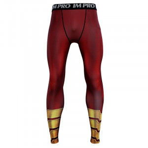 Shazam 3D Printed Pattern Compression Tights Pants Men 2019 Sweatpants Fitness Skinny Leggings Trousers Male Cloth 7