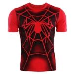 Spiderman-Casual-Shirt-Men-Cotton-Short-Sleeve-Tops-Summer-2019-New-Arrivals-Printed-Streetwear-Funny-T-6
