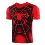 Spiderman-Casual-Shirt-Men-Cotton-Short-Sleeve-Tops-Summer-2019-New-Arrivals-Printed-Streetwear-Funny-T-7