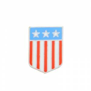 Значок USA Shield Брошь - o1cn011zsbfkz5kreiham 398776713