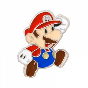 Значок Super Jumping Mario Брошь - o1cn011zsbgpqu5zye4f0 398776713