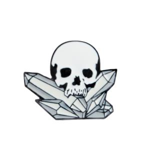 Значок Кристалл и череп Трофей Брошь - o1cn015nhcxp1zsbhbpyo6m 398776713