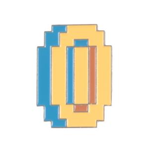 Значок 8-битный Монета Марио Брошь - o1cn01b8vdym1zsbgu5d0od 398776713