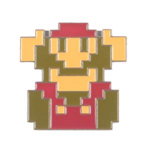 Значок 8-битный Падающий Mario Брошь - o1cn01j1ymnt1zsbguifvm9 398776713