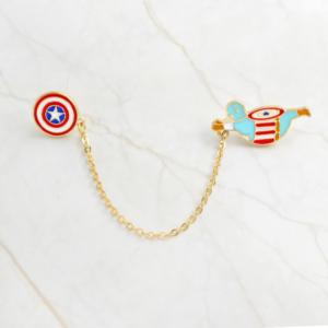 Значок Fat Captain America on Chain Брошь - tb25tminlhh8kjjy0fbxxcqlpxa 398776713