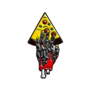 Значок Pizza for Zombie Черный Брошь - tb2piyljsni8kjjsszixxb8qpxa 398776713