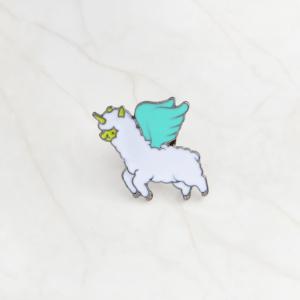 Значок Lama Unicorn Брошь - tb2z0jgjxpi8kjjsspoxxx6mfxa 398776713