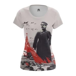 Женская футболка Рать Атрибутика СССР - main 1j9unz9k 1554200112