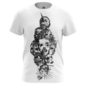 Мужская футболка Слипкнот Атрибутика Slipknot - main 3k6jkint 1562922674