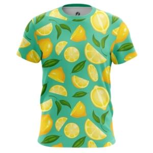 Мужская футболка Лимоны Еда - main 3rhsq90l 1571908551