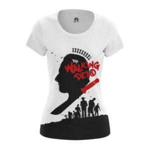Женская футболка The Walking Dead Ходячие мертвецы - main 5j5mi7ct 1568891324